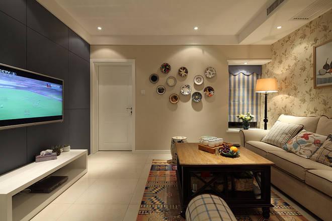 白领 收纳 旧房改造 80后 小资 客厅图片来自今朝小伟在混搭风,营造出一种和谐的氛围的分享