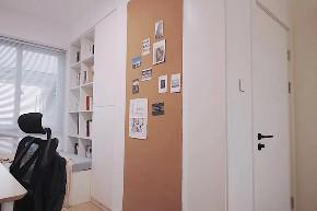 欧式 二居 旧房改造 80后 其他图片来自今朝小伟在75㎡清新北欧的分享