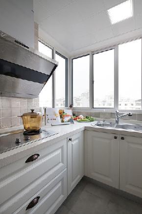 二居 白领 收纳 旧房改造 80后 小资 厨房图片来自今朝小伟在千林郡简美风格彩色人生的分享