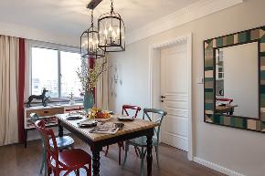 二居 白领 收纳 旧房改造 80后 小资 餐厅图片来自今朝小伟在千林郡简美风格彩色人生的分享