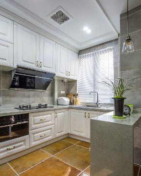 混搭 二居 白领 收纳 旧房改造 80后 厨房图片来自今朝小伟在华润仰山红叶林装修效果图的分享