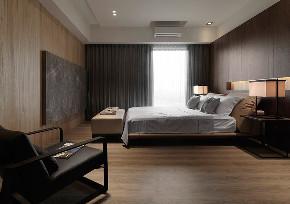 二居 简约 白领 收纳 旧房改造 80后 小资 卧室图片来自今朝小伟在简约时尚的木色-北京山语城的分享