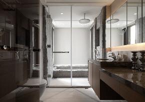 二居 简约 白领 收纳 旧房改造 80后 小资 卫生间图片来自今朝小伟在简约时尚的木色-北京山语城的分享