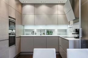 简约 二居 白领 收纳 旧房改造 80后 小资 厨房图片来自今朝小伟在极简的现代风的分享