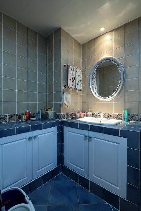 白领 收纳 旧房改造 80后 小资 卫生间图片来自今朝小伟在混搭风,营造出一种和谐的氛围的分享