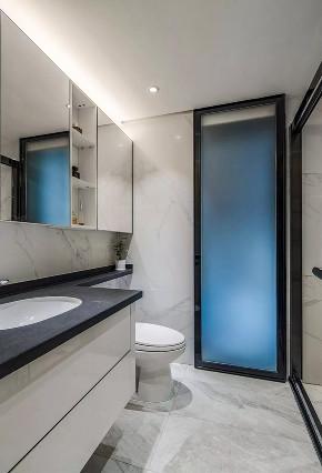 简约 二居 收纳 旧房改造 小资 卫生间图片来自今朝小伟在72现代简约轻奢格调的分享