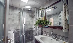 简约 旧房改造 80后 小资 收纳 卫生间图片来自今朝小伟在87平小户型三室两厅的分享