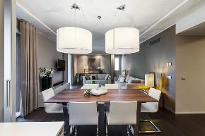 简约 二居 白领 收纳 旧房改造 80后 小资 餐厅图片来自今朝小伟在极简的现代风的分享