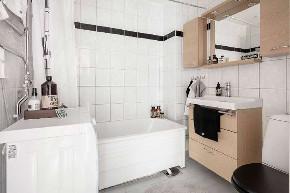 简约 二居 收纳 旧房改造 小资 卫生间图片来自今朝小伟在美的简约,粉的收敛,高级的大气的分享
