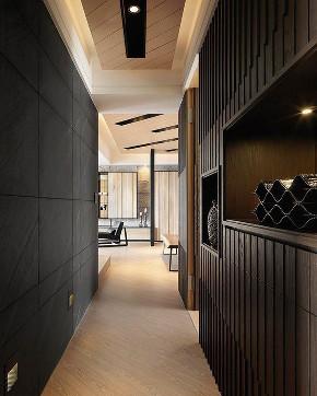 二居 简约 白领 收纳 旧房改造 80后 小资 玄关图片来自今朝小伟在简约时尚的木色-北京山语城的分享