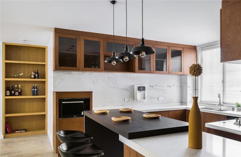 欧式 二居 白领 旧房改造 收纳 80后 小资 餐厅图片来自今朝小伟在花语城北欧装修效果图的分享