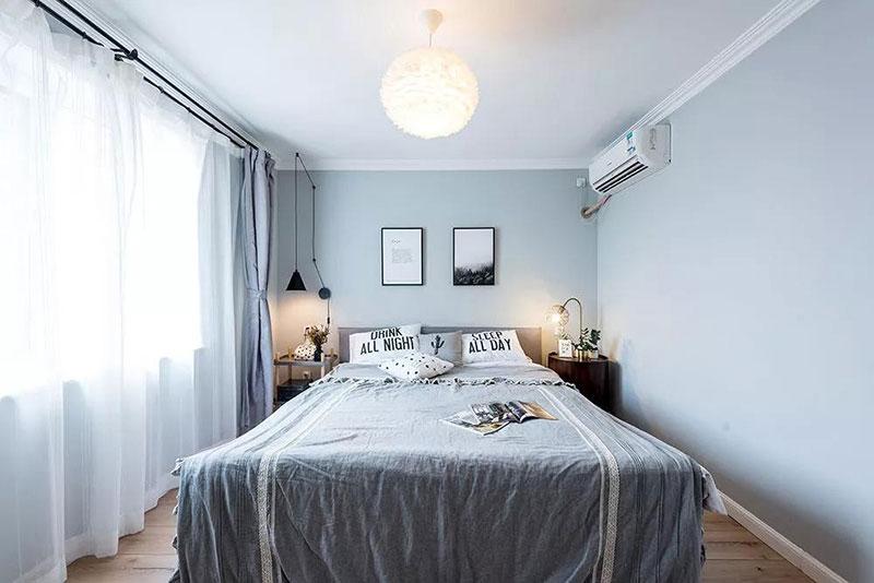 简约 二居 白领 收纳 80后 旧房改造 小资 卧室图片来自今朝小伟在枫丹丽舍现代简约效果图的分享