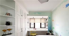 简约 二居 白领 收纳 旧房改造 80后 小资 书房图片来自今朝小伟在东湖湾现代简约装修效果图的分享