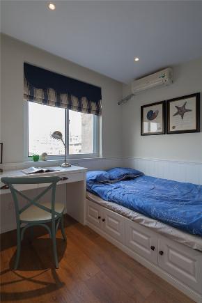 田园 二居 白领 旧房改造 收纳 80后 小资 卧室图片来自今朝小伟在南湖中园田园风格效果图的分享