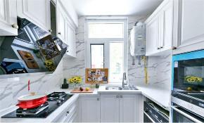 欧式 二居 白领 收纳 旧房改造 80后 小资 厨房图片来自今朝小伟在农大人才家园北欧风格装修效果图的分享