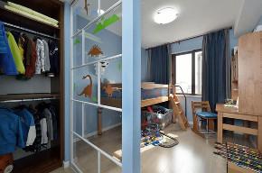 简约 白领 三居 收纳 旧房改造 80后 小资 儿童房图片来自今朝小伟在青青家园现代简约装修效果图的分享