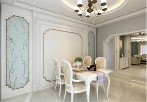 欧式 白领 收纳 旧房改造 80后 小资 餐厅图片来自今朝小伟在金胜嘉怡家园欧式风格装修效果图的分享