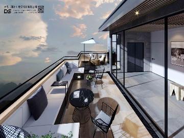 大思设计|海逸一号复式私宅