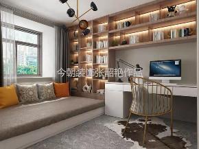 三居 混搭 新房装修 书房图片来自小薛15513285424在混搭风三居室的分享