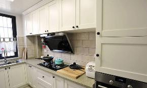 混搭 二居 白领 收纳 旧房改造 80后 小资 厨房图片来自今朝小伟在美式山村田园混搭风格的分享