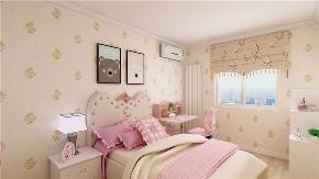二居 收纳 旧房改造 80后 小资 白领 田园 卧室图片来自今朝小伟在罗庄西里田园风格效果图的分享