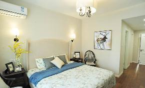 混搭 二居 白领 收纳 旧房改造 80后 小资 卧室图片来自今朝小伟在美式山村田园混搭风格的分享
