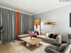 三居 北欧 旧房改造 客厅图片来自小薛15513285424在【旧房改造】北欧风的分享