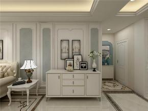 欧式 二居 白领 旧房改造 80后 小资 收纳 客厅图片来自今朝小伟在纳帕澜郡欧式装修效果图的分享