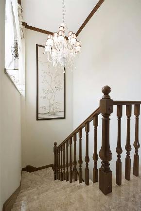 白领 收纳 旧房改造 80后 小资 楼梯图片来自今朝小伟在美式居家说的不只是一种风格的分享