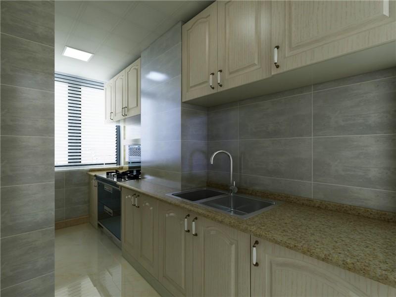 欧式 二居 白领 收纳 旧房改造 80后 小资 厨房图片来自今朝小伟在红福苑北欧装修效果图的分享
