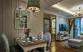 田园 二居 白领 收纳 旧房改造 80后 小资 厨房图片来自今朝小伟在温馨舒适的欧式田园风格的分享