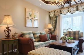 田园 二居 白领 收纳 旧房改造 80后 小资 客厅图片来自今朝小伟在温馨甜美的田园风格案例的分享