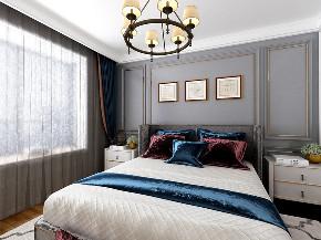 二居 美式 卧室图片来自小薛15513285424在美式风格的分享