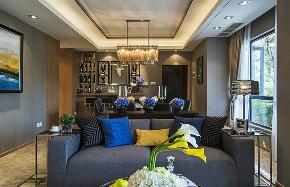 欧式 二居 白领 收纳 旧房改造 80后 小资 客厅图片来自今朝小伟在中海国际公馆欧式设计案例效果的分享