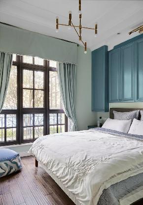 混搭 二居 白领 收纳 旧房改造 小资 80后 卧室图片来自今朝小伟在法式混搭风家居的分享