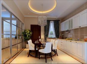 欧式 白领 收纳 旧房改造 小资 80后 餐厅图片来自今朝小伟在四居室现代简约欧式风格装修美图的分享