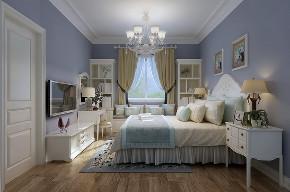 欧式 白领 收纳 旧房改造 小资 80后 卧室图片来自今朝小伟在四居室现代简约欧式风格装修美图的分享
