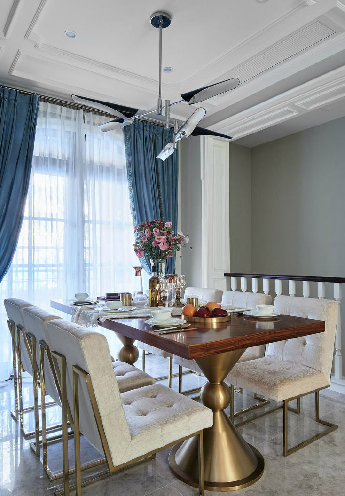 混搭 二居 白领 收纳 旧房改造 小资 80后 餐厅图片来自今朝小伟在法式混搭风家居的分享