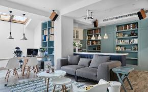 混搭 二居 白领 收纳 旧房改造 小资 80后 书房图片来自今朝小伟在法式混搭风家居的分享