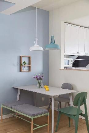 欧式 二居 白领 收纳 旧房改造 小资 80后 餐厅图片来自今朝小伟在现代北欧简约之家的分享