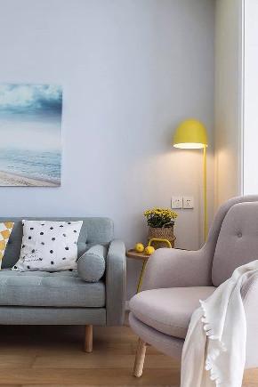 欧式 二居 白领 收纳 旧房改造 小资 80后 客厅图片来自今朝小伟在现代北欧简约之家的分享