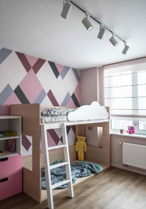 简约 二居 白领 收纳 旧房改造 80后 小资 儿童房图片来自今朝小伟在现代简约两室的分享