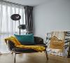 星河九号精装公寓整体软装设计