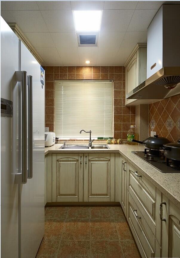 混搭 二居 白领 小资 收纳 旧房改造 80后 厨房图片来自今朝小伟在韩式田园式混搭风格的分享