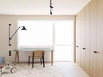 66平方公寓,简单却设计感十足