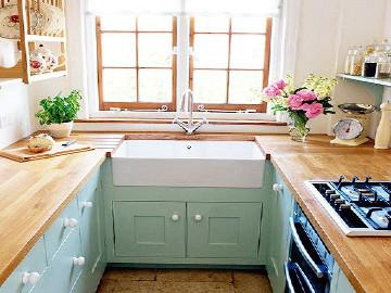 小厨房的灵感~ 复古小清新