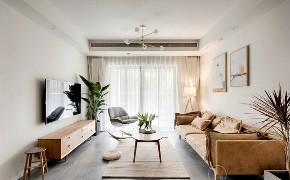 欧式 二居 白领 收纳 旧房改造 80后 小资 客厅图片来自今朝小伟在70㎡原木北欧的分享
