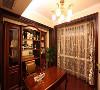 新古典 三居室 大成装修案例欣赏