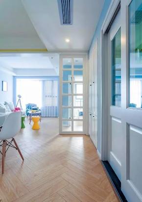 二居 混搭 白领 收纳 旧房改造 80后 小资 其他图片来自今朝小伟在港馨东区93平米现代混搭设计的分享