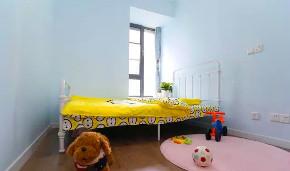 三居 白领 收纳 旧房改造 80后 小资 儿童房图片来自今朝小伟在裕龙小区100平现代北欧的分享
